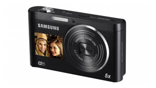 Samsung ra máy ảnh DualView DV300F Wi-Fi