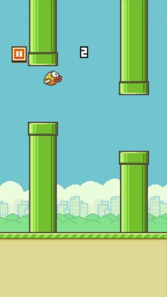 Đánh giá Flappy Birds: Game gây sốt do người Việt phát triển