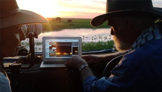 Lịch sử 30 năm máy tính Mac dưới ống kính iPhone