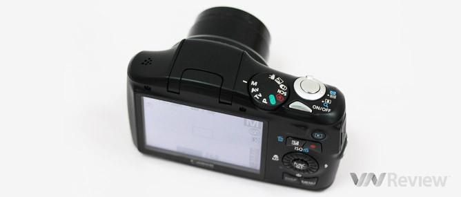 Đánh giá Canon PowerShot SX150 IS