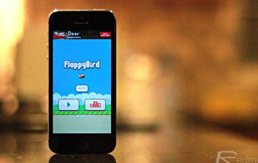 """iPhone 5S cũ cài sẵn Flappy Bird được """"hét"""" tới 32 triệu đồng"""