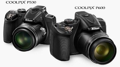 Nikon ra mắt một loạt máy ảnh mới