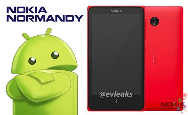 Smartphone Android của Nokia sẽ ra mắt vào cuối tháng Hai này
