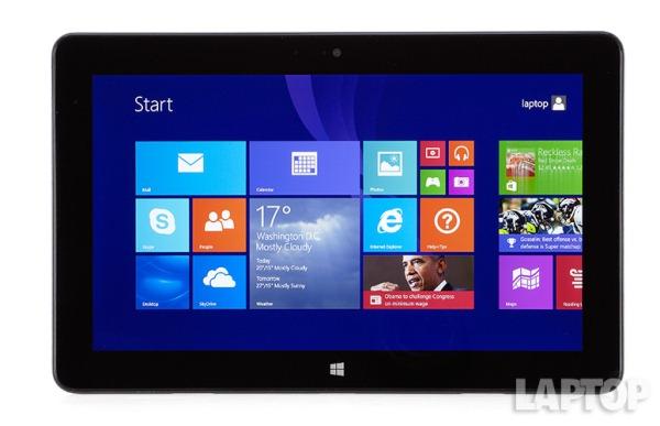 Đánh giá nhanh laptop lai tablet Dell Venue 11
