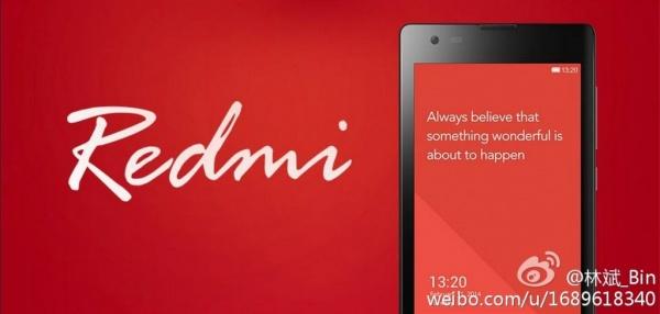 Xiaomi ra mắt Redmi, phiên bản quốc tế của Red Rice