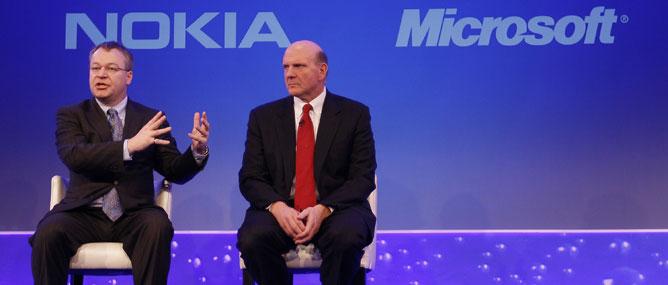CEO Nokia bị nghi là nội gián Microsoft