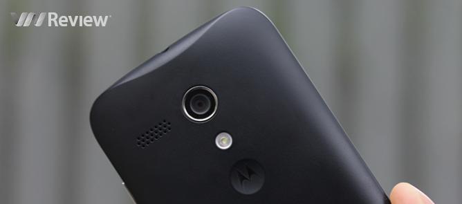 Đánh giá điện thoại Motorola Moto G