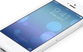 iOS 7 hiện đã có mặt trên 82% iDevice