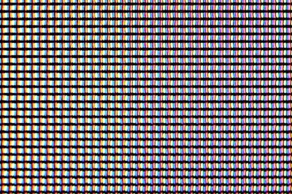 Mỗi subpixel trong một pixel trên màn hình thông thường sẽ hiển thị một màu  khác nhau trong 3 màu RGB: đỏ, xanh lá và xanh da trời.