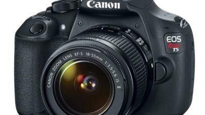 Canon giới thiệu máy ảnh EOS 1200D