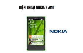Nokia X A110 chạy Android lộ giá 2,5 triệu đồng tại Việt Nam