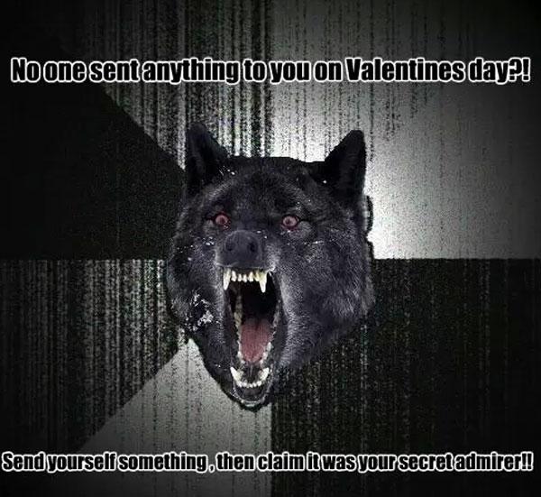 Ảnh chế Valentine