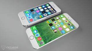 Ngắm 2 concept iPhone 6 mới với thiết kế viền siêu mỏng