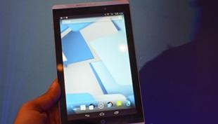 Trên tay tablet HP Slate 7 VoiceTab