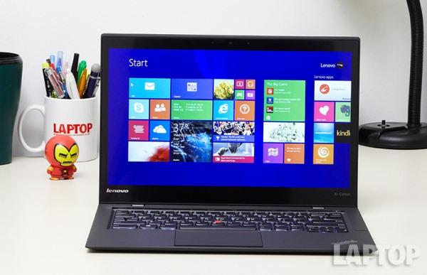 ThinkPad X1 cacbon - laptop cao cấp cho doanh nhân 954789