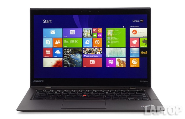 Đánh giá nhanh laptop Lenovo ThinkPad X1 Carbon