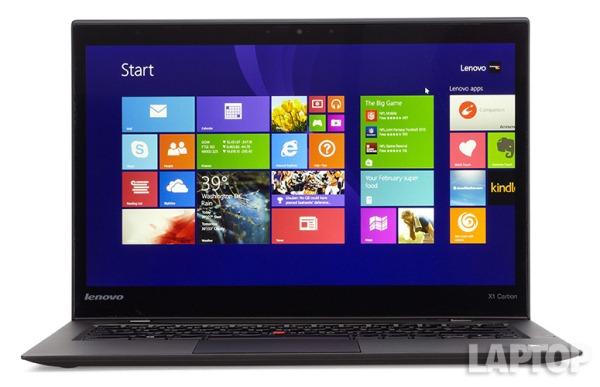 ThinkPad X1 cacbon - laptop cao cấp cho doanh nhân 954797