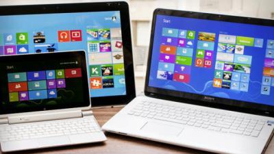 """Microsoft: Windows 8 không """"đắt hàng"""" bằng Windows 7"""