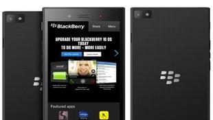 BlackBerry Z3 lộ ảnh và thông số, giá khoảng 3,2 triệu đồng
