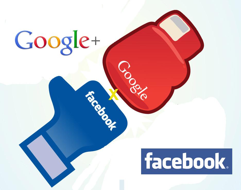 Lý do Google Plus là mối đe dọa của Facebook