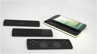 """Ngắm concept Google Nexus P3 với thiết kế """"cực độc"""""""