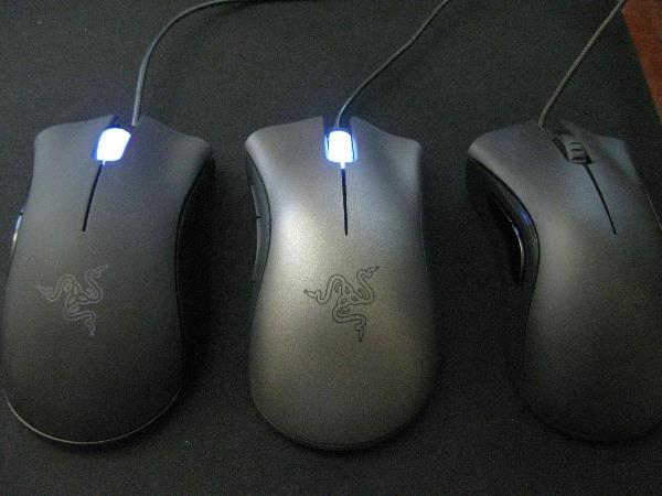 Tìm hiểu về chuột quang và chuột lazer