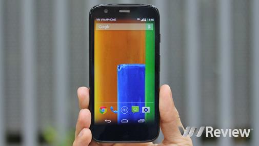 Trao điện thoại Moto G tới bạn đọc may mắn