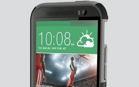 HTC M8 (The All New) lộ ảnh mới với giao diện Sense 6.0