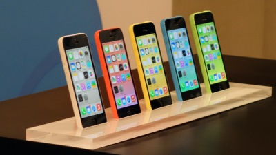 Nguyên nhân thật sự khiến iPhone 5c bị hắt hủi