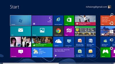 Microsoft: Giao diện Metro không hợp với dân IT