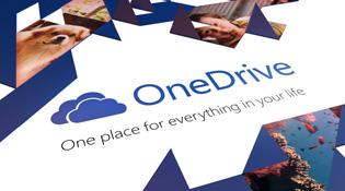 SkyDrive đổi tên thành OneDrive, kèm ứng dụng mới cho Android