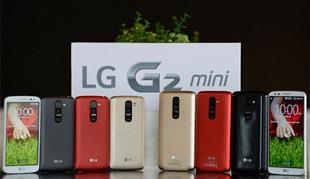 LG chính thức giới thiệu smartphone G2 mini, chạy Android 4.4
