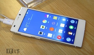 Cận cảnh Gionee Elife S5.5, smartphone mỏng nhất thế giới