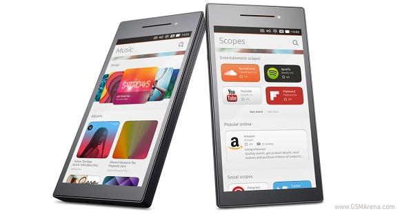 Các smartphone chạy Ubuntu OS sẽ ra mắt trong năm nay