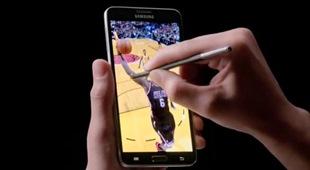Samsung lại tung video dìm hàng iPhone, ca tụng Note 3