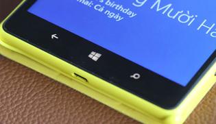 Bản cập nhật Nokia Touch cho phép tắt rung phản hồi trên Lumia