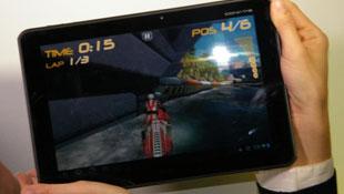 Cận cảnh máy tính bảng Acer Iconia Tab A700