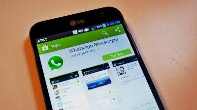 Google từng ra giá 10 tỷ USD cho WhatsApp