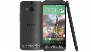 Lộ ảnh báo chí rõ nét HTC M8 màu xám và vàng