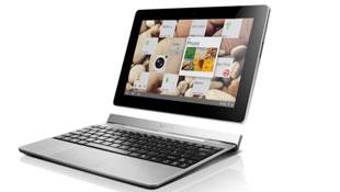 IdeaTab K2 - Máy tính bảng Lenovo bốn lõi đầu tiên