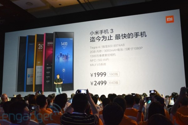 Xiaomi bắt đầu chinh phục thị trường quốc tế