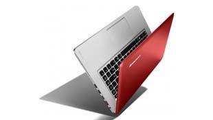 Lenovo thêm màu sắc cho ultrabook
