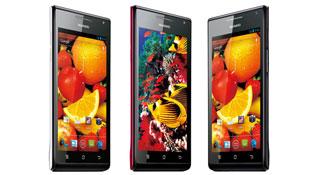 Huawei giới thiệu smartphone mỏng nhất thế giới
