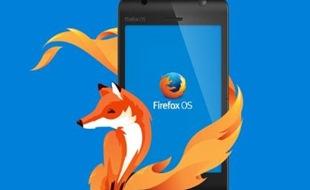 Mozilla thông báo kế hoạch sản xuất smartphone chạy Firefox OS giá 25 USD