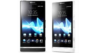 "Sony Xperia S: 12 ""chấm"", bộ xử lý 1.5GHz"