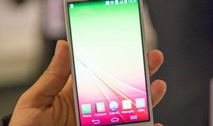 Trên tay LG G2 mini: Máy đẹp, cấu hình khá, cầm vừa tay