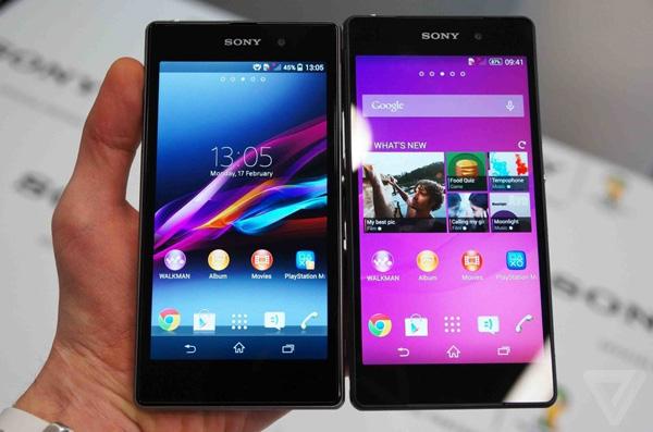 Sony sẽ cập nhật smartphone đầu bảng sau 6 tháng