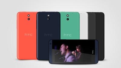 HTC giới thiệu Desire 816 và Desire 610 tầm trung tại MWC