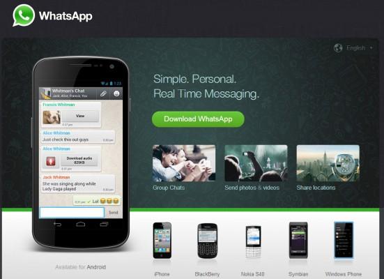 WhatsApp thêm tính năng gọi thoại