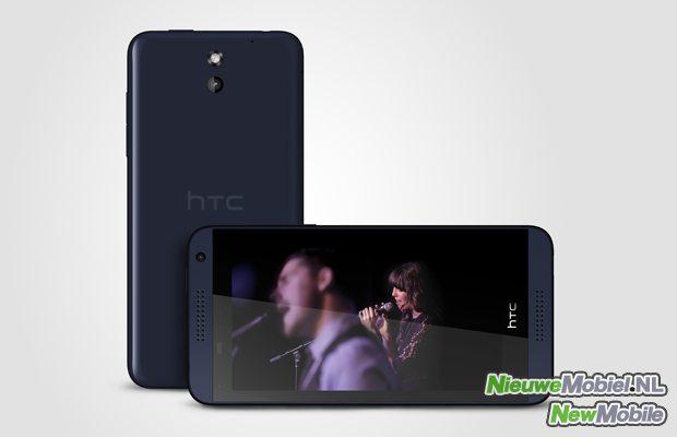 """Cận cảnh """"sát thủ"""" phân khúc giá rẻ HTC Desire 610"""